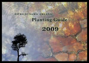 Planting Calendar 2009