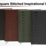 Square stitched