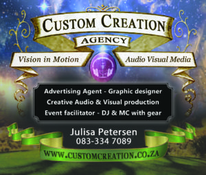 Custom Creation Agency promo