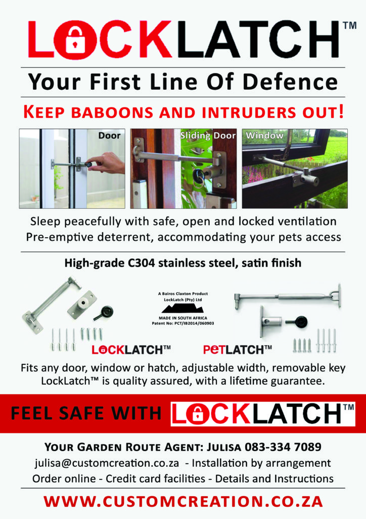Locklatch A3 poster